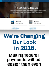 New Fed Site