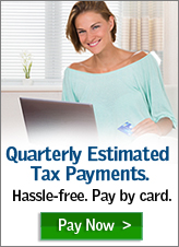 Quarterly Estimated Taxes Due June 15